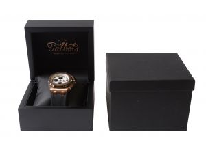 Montreal Watch / Bangle Box Black