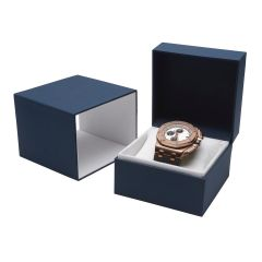 Couture Watch Box Blue