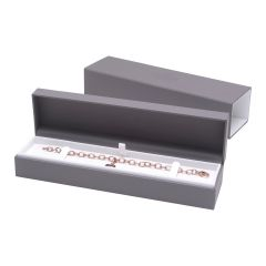Couture Bracelet Box Grey