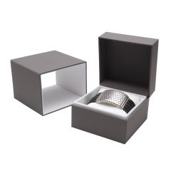 Couture Watch Box Grey