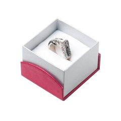 Papillon Ring Box